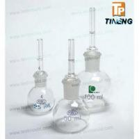 China Specific gravity bottles on sale