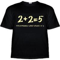 Clothing 2+2=5 for sale