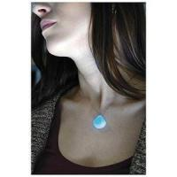 Crystal LED Necklace for sale