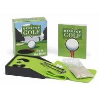 Quality Geek Toys Desktop Putting Green Golf Game for sale