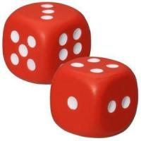 Quality Geek Toys Dice Stress Toy for sale