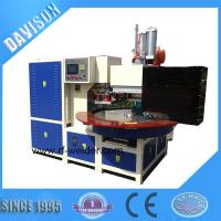 China Automatic Rotary Table High Frequency PET Blister Packaging Machine on sale