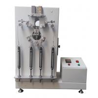 Quality Zipper Testing Machine of Reciprocating Pull for sale
