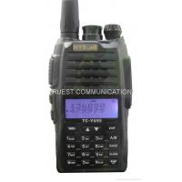 Quality VHF&UHF Dual band camouflage color two way radio TC-VU99CC for sale