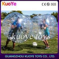 Quality wholesale tpu / pvc inflatable body bubble soccer for adult for sale
