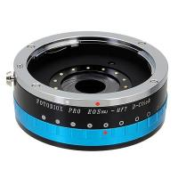 Quality Fotodiox Pro EOS()-MFT D-click Lens Mount Adapter Canon EOS EF to Micro 4/3 BMPCC Mount Adapter for sale