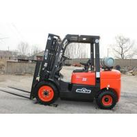 Quality 3.5tons LPG and Gasoline Forklift Truck CPQYD35FR for sale