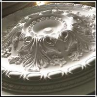 Quality Polyurethane Ceiling Rose for sale