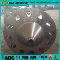 China ASTM A105 Reducing Weld Neck Flange on sale