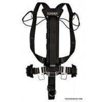 Quality Stealth 2.0 Harness with Weight System for Sidemount Diving for sale