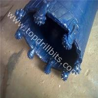 Quality Drilling in rock for pile foundations for sale