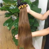 Quality 1bundle Brazilian virgin hair root brown straight for sale