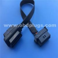 China OBD2 pass-thro male to female for Benz diagnostic cable on sale