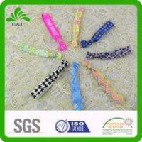 Quality Personalized Attractive Multiple Design Handmade Elastic Hair Tie for sale