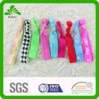 Quality Wholesale Infant Headbands with Custom Print Elastic for sale