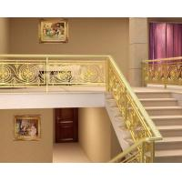 Luxury copper handrails 05