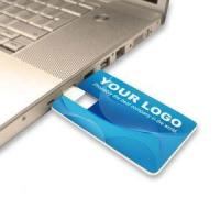 Quality Plastic Shortened Chipset Credit Card USB Flash Drives for sale