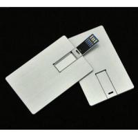 China Credit Card Shapes USB Flash Drive 3.0 on sale
