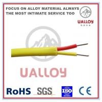 China ANSI Color Code Thermocouple K Type Cable on sale