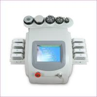 China 3 in 1 RF Cavitation slimming machine LS-S80A with Lipo Laser slimming equipment on sale