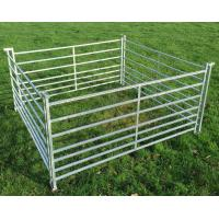 China Sheep hurdles galvanised steel/Economy steel hurdle/sheep gates and hurdles/Cattle and sheep hurdles on sale