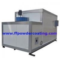 China tunel type powder curing oven powder coating oven for sale on sale