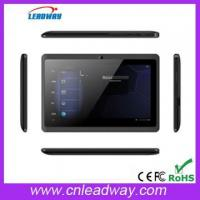 China L750D1 Hot selling 7 inch Allwinner A13 Cortex A8-1.0Ghz tablet pc L750D1 on sale
