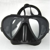 Quality Silicone Diving Mask Adult Scuba Mask Sea Fishing Equipment for sale