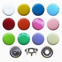 Quality 10mm Various Colors Snap Button for Garment for sale