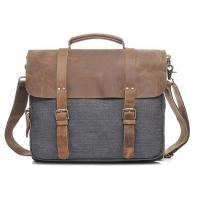 China Backpack 2016 new canvas bag trade style single shoulder bag can be loaded 15.6 inch computer bag on sale
