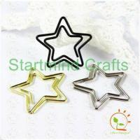 Quality star paperclip scrapbook for sale