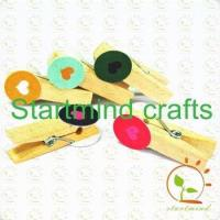 Quality decorative clothespins for sale