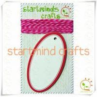 Quality paper tags for scrapbook for sale
