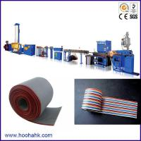 Quality Computer Flat Wire And Color Flat Wire Extrusion Line for sale