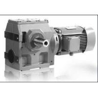 Buy cheap S Series Worm Helical Geared Motor from wholesalers