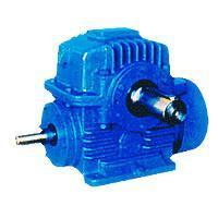 Buy cheap CWU(125-500) Arc Gear Cylindrical Worm Gearbox from wholesalers
