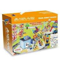 China 3D Intelligent Assembly Toys Magformers Construction Set Puzzles on sale
