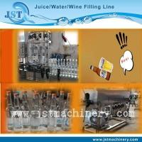 Quality Small scale beer filling line for sale