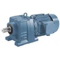 Quality D series helical geared motor for sale