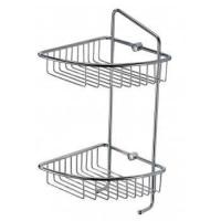 Quality Double corner basket for Hotel project for sale
