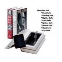 Quality fake book stash and safe container for sale