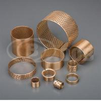 Buy cheap OOB-22 Bronze Wrapped Bearings from wholesalers