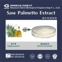 China Saw Palmetto Extract/saw palmetto fruit extract for medicine and health food on sale