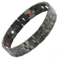 Quality 4 Element Magnetic Therapy Bracelet for Men for sale