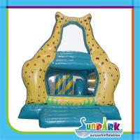 Quality Giraffe Inflatable Jumper for sale