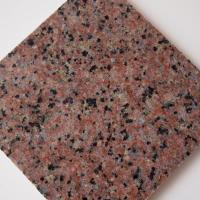 Quality Granite Materials Gorges Red Granite Tiles for sale