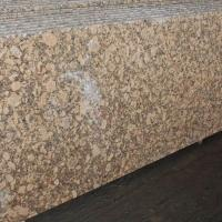 China Granite Materials Giallo Fiorito Granite Tiles for sale