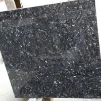 China Granite Materials Blue Pearl Granite Tiles for sale