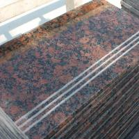 Granite Materials Carmen Red Granite Tiles for sale