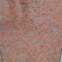 Granite Materials G562 Maple Red Granite Tiles for sale